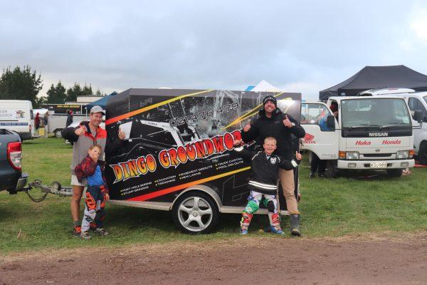 Motocross Sponsor Tyla Christie 2