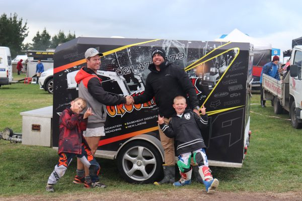 Motocross Sponsor Tyla Christie 3